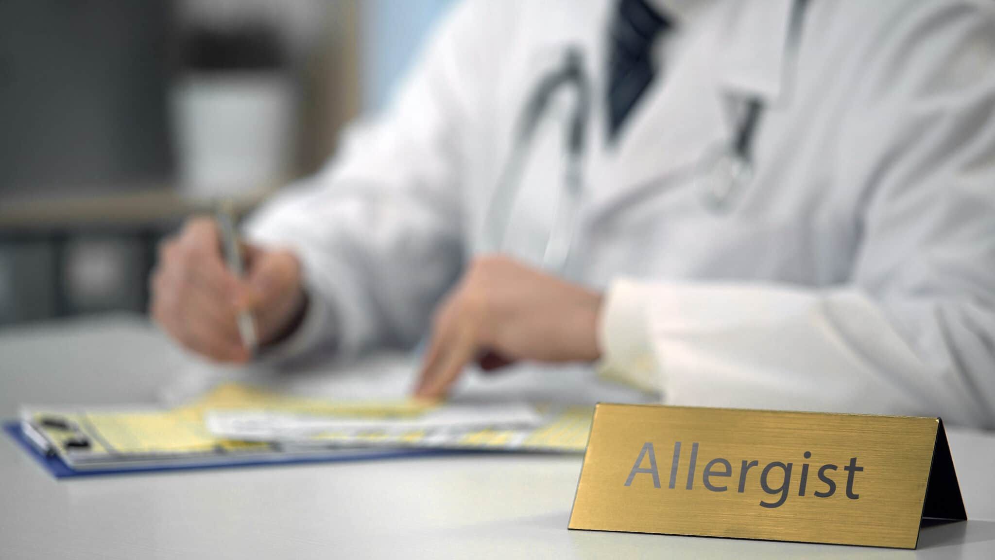 What is an Allergist?