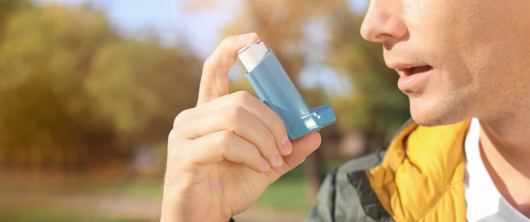 McGovern Allergy and Asthma Clinic Inhaler